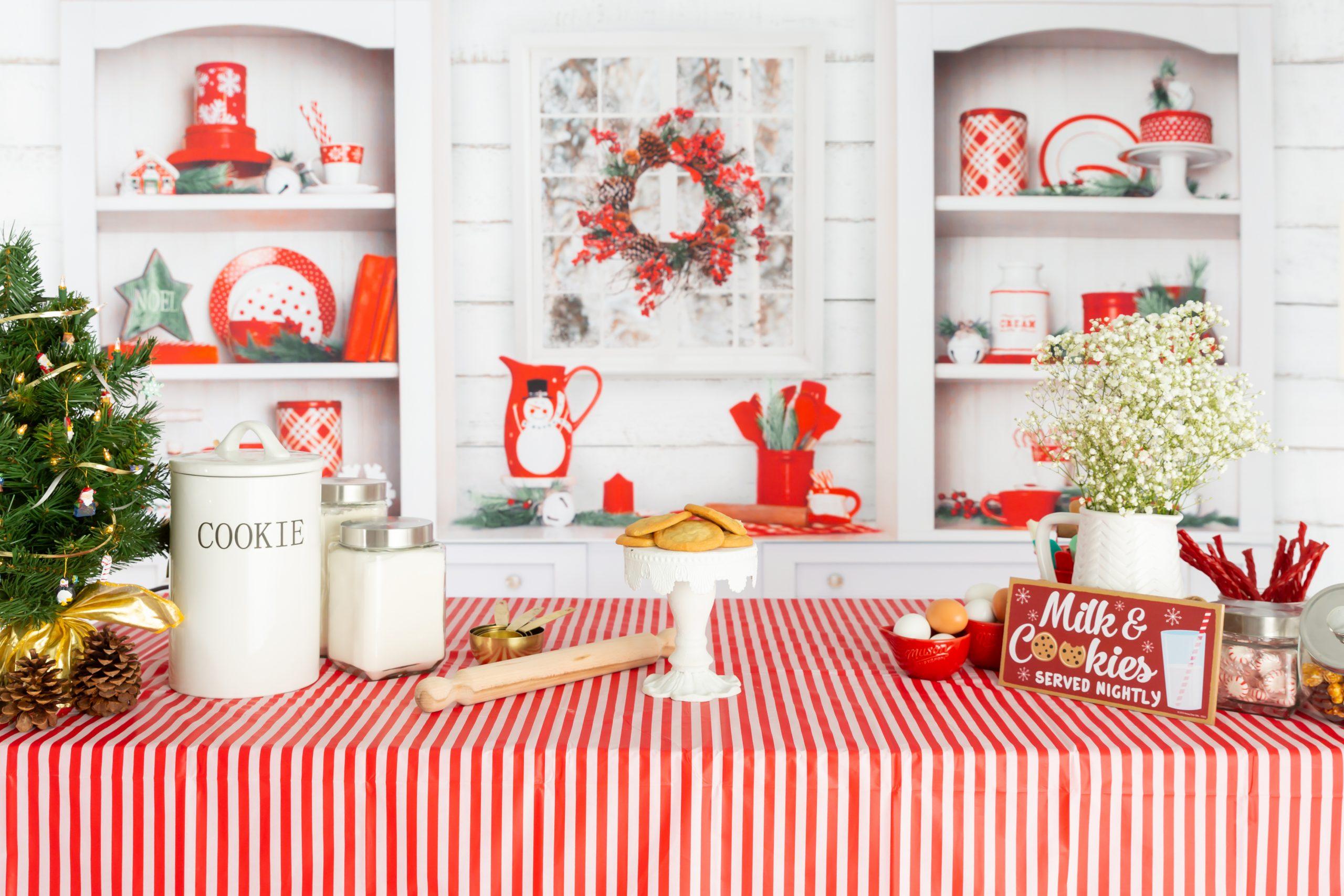 Christmas Kitchen Mini Session