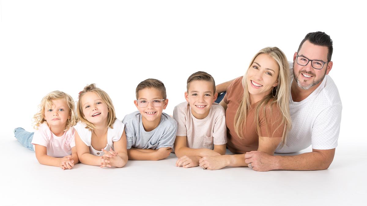 The Darrow Family Portrait
