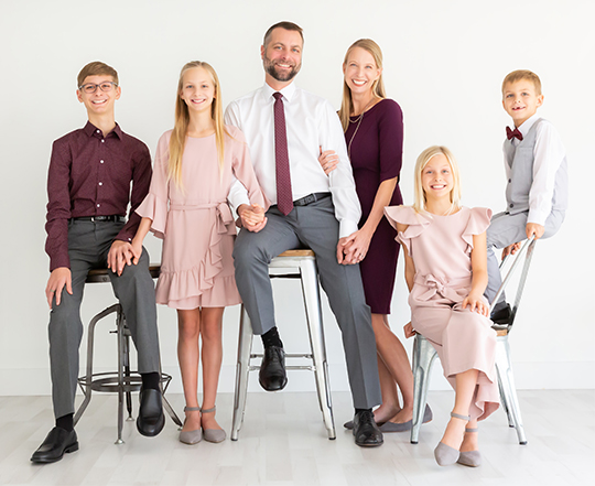 Family Studio Portraits Thumb